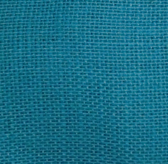 47 Quot 48 Quot Inch Bahama Turquoise Colored Burlap Roll 35