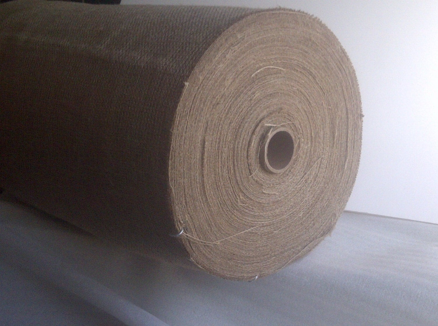 100 Yards Of 24 Inch Wide Burlap Roll