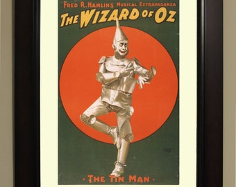 The Wizard of Oz Movie Poster - 3 sizes available, one low price.