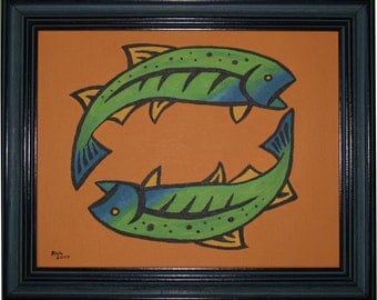 Original - Zen Fish
