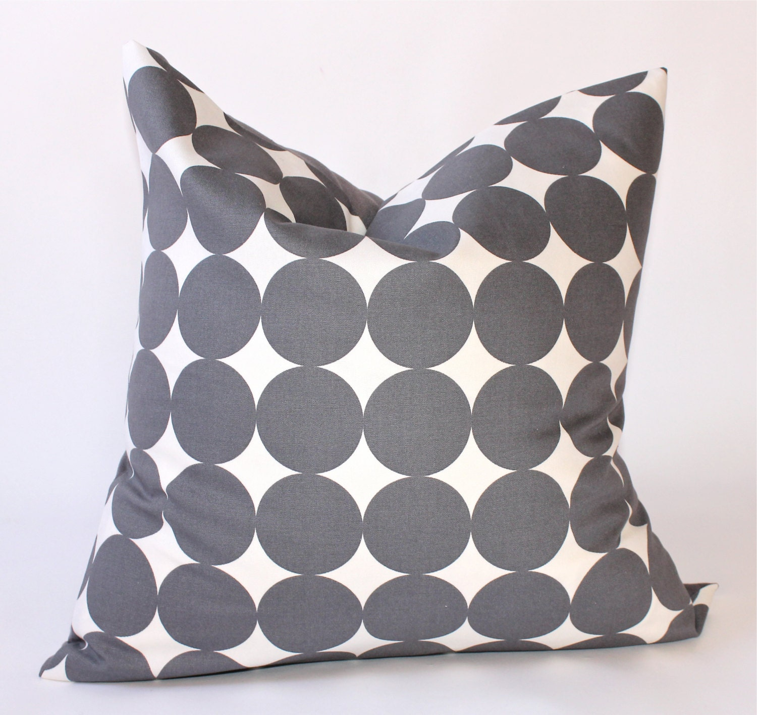 Throw Pillow Covers 18 Inches : 18 x 18 inch Decorative Pillow Cover by ThePillowPalette on Etsy