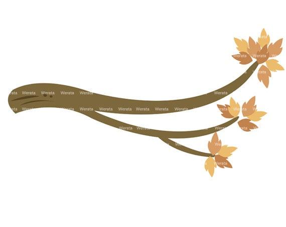 Rustic Tree Branch Cli...