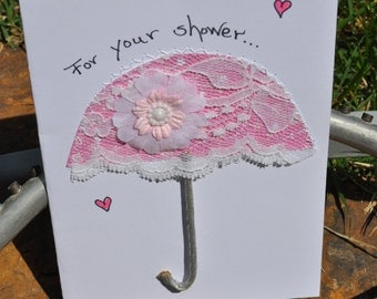 Wedding Greeting Card   For Your Shower
