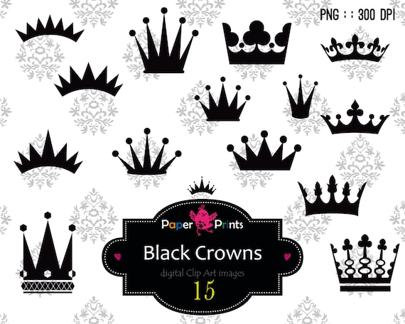 Queen Crown Painting 15 crown clip a...