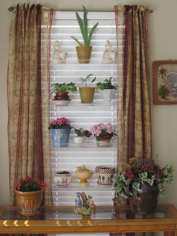 Standard 20 Hanging Window Plant Shelves By