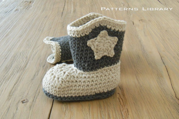 Cowboy Baby Boots Pattern Free Mount Mercy University