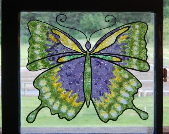 Summer's Butterfly-SOLD