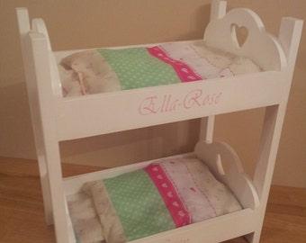 Bunk Bed Dolls Cot
