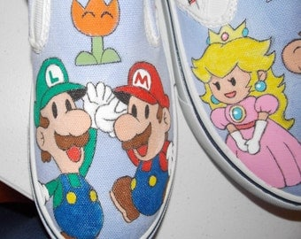 Mario Shoes