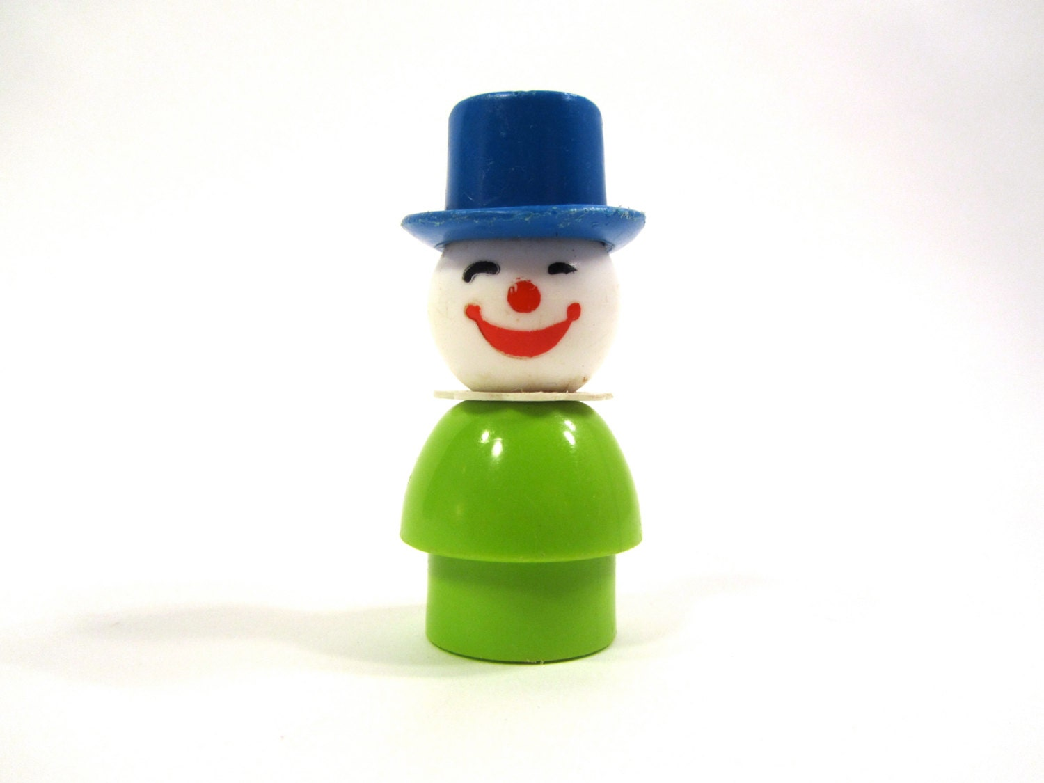 Fisher price little people plastic clown by pensobox on etsy for Clown fish price