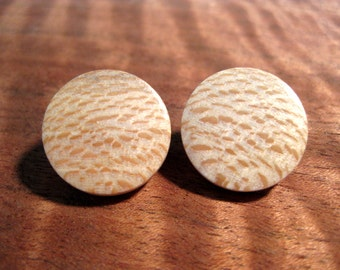 Sycamore Post Earrings