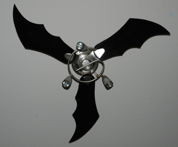 Items Similar To Bat Wing Ceiling Fan Blades Sold