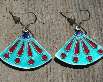 Berber earrings