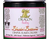 FREE SHIPPING - 8 oz. 100% Natural Diaper Rash Cream - Best in the WORLD