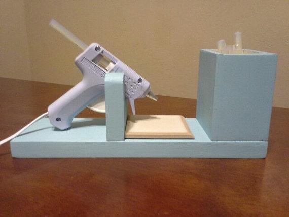 Mini Glue Gun Holder This Glue Gun Holder Makes It By