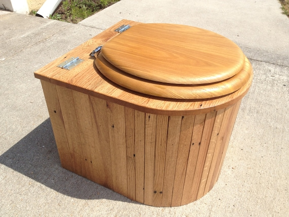 Composting Toilets Composting Toilet Quot The Cabin Can Quot Oak
