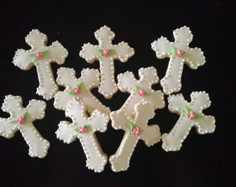 Baptism  / First Communion / Religious favor cookies