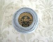Size 12 DMC 932 Light Antique Blue - Perle Cotton Thread