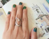 HEART ring (free shipping)