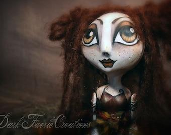 Custom OOAK Art Doll  - you design.