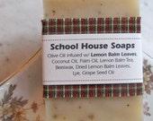 Lemon Balm Soap