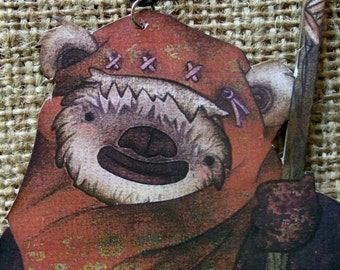 Wicket the Ewok Star Wars Ornament