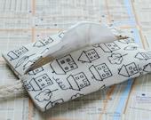 Tissue Pocket - Home Sweet Home