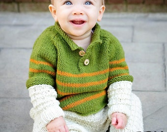 make your own Sand Vest DIGITAL KNITTING PATTERN by ...