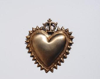 Spiked Sacred Heart