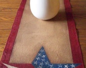 Americana Star Table Runner, Faap Team, OFG Team