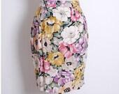 Poppy Cocoon Skirt