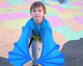 Children's Water Dragon Wings