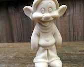 Disney Vintage Dopey Figurine Made of Variegated Cameonyx 1970s (FTH1001)