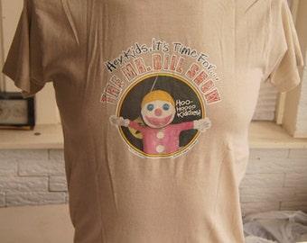 vintage (t shirt) MR. BiLL SATURDAY NiGHT LiVE 70s Original (37 inches around chest)