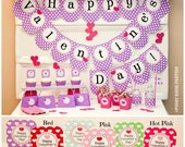 SIMPLY HEARTS Collection - Printable Valentine's Day Decor