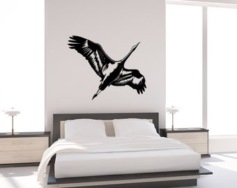 Vinyl Wall Decal Sticker Fly Away OSMB936m