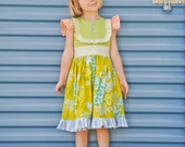 """The """"Perfect Party Dress"""" Available in sizes 2T-6"""