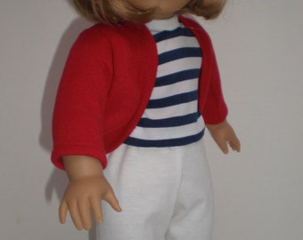 WHITE LEGGINGS 18 inch doll clothes