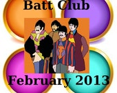 BATT CLUB All You Need Is Love