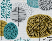 I Love Woodland, limited edition giclee print