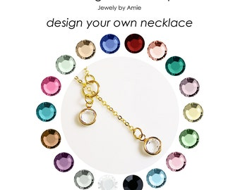 Design your own necklace