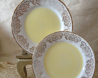Bone China Made in England Dessert Plates Wedding Plate