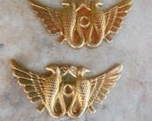 Egyptian Falcons (2 pc)