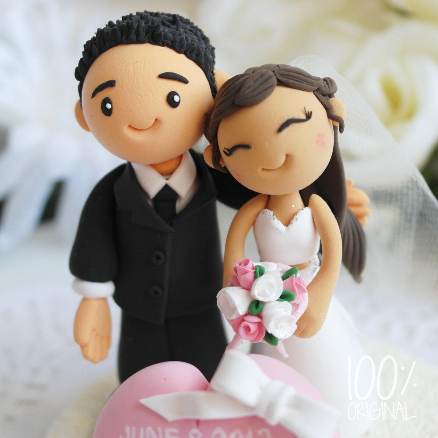 Cake Toppers Out Of Clay