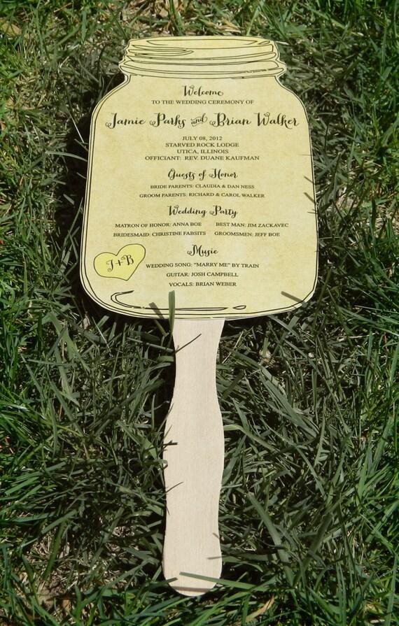 10 Ideas for Lovely Wedding Fans – BestBride101