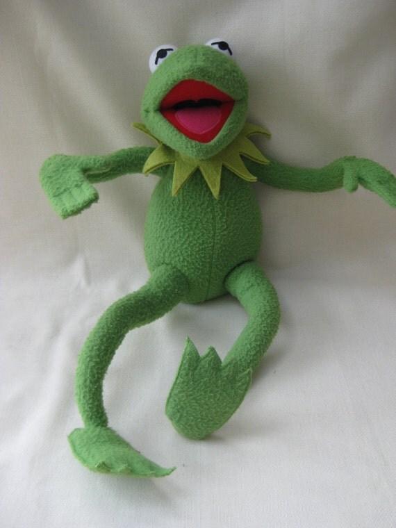 Vintage Kermit The Frog 75