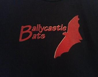 Quidditch Tee - Ballycastle Bats