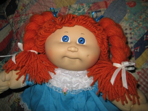 What is the value of original Cabbage Patch dolls