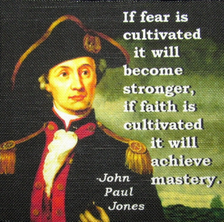 Image result for John Paul Jones Quotes