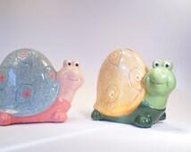 Piggybank, Kids Piggy Banks, Turtles, Piggy Bank Set